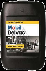 Mobil Delvac MX 15w40 20л