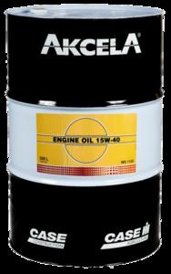 Akcela engine oil 15w-40 200л