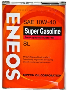 Eneos Super Gasoline SL 10W-40 4 л