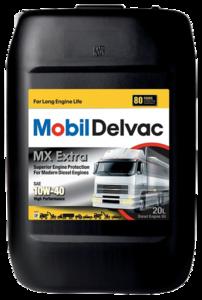 Mobil Delvac MX Extra 10w40 20л